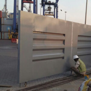 Heavy Duty Gates Port Qasim