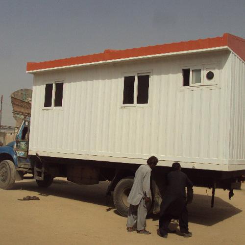 Porta Cabin Port Qasim